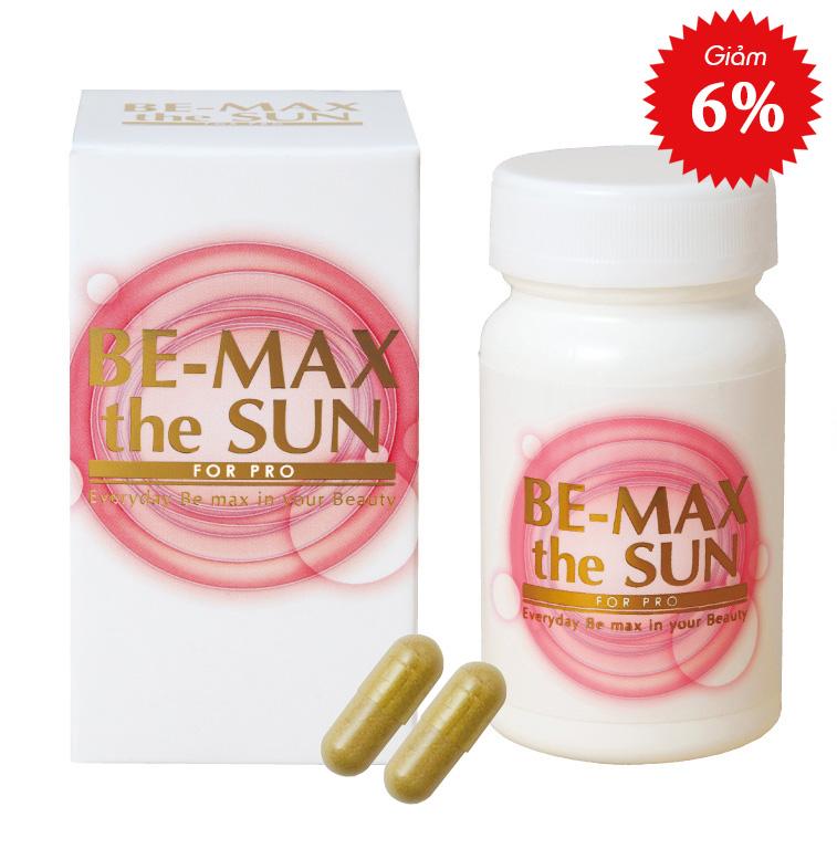 Be Max The Sun - Viên Uống Chống Nắng