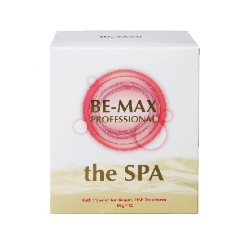 Bột Tắm Trắng Da Be-Max Professional The Spa