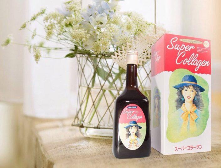 Super Collagen Nhật Bản