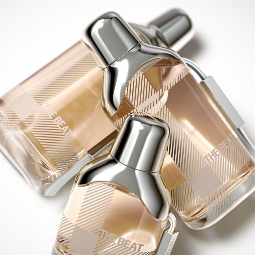 Nước Hoa Burberry The Beat EDP 75ml