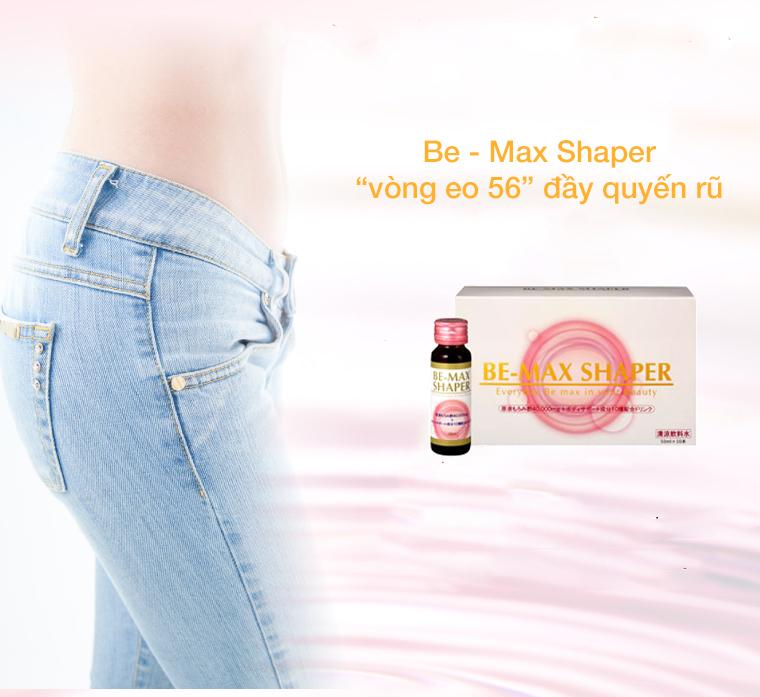 Nước uống giảm béo Be Max Shaper