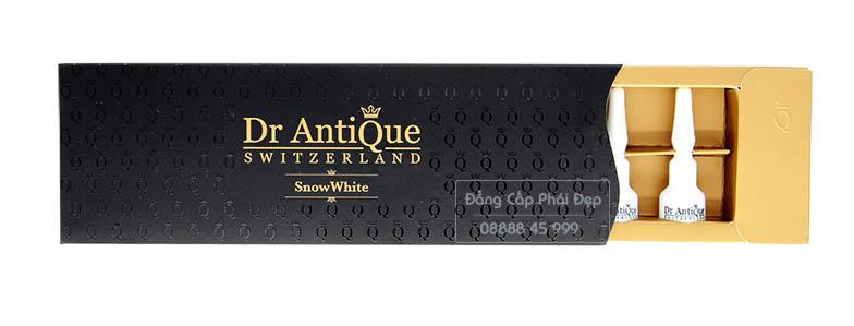 Dr Antique Snow White - Dưỡng Trắng Da Điều Trị Sạm Nám