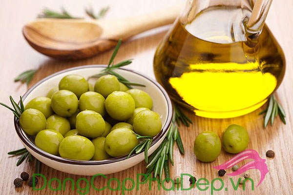Chiết xuất dầu olive tốt cho các hoạt động của hệ tiêu hóa.
