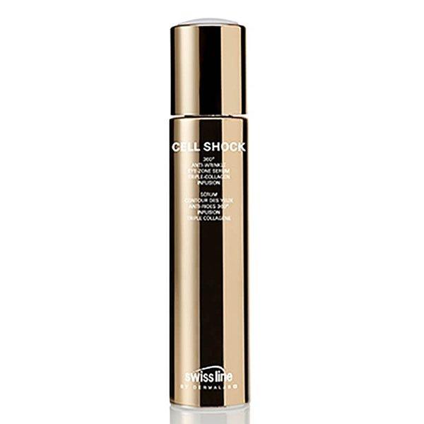Swissline 360 Anti Wrinkle Eye Zone Serum Tripple Collagen Infusion