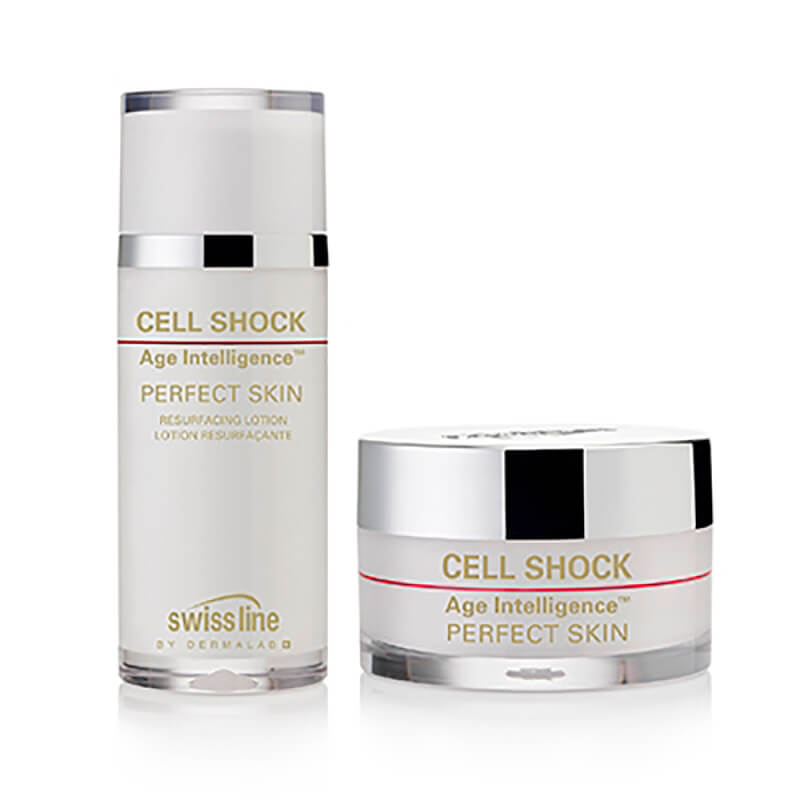 Swissline Cell Shock Age Intelligence Perfect Skin