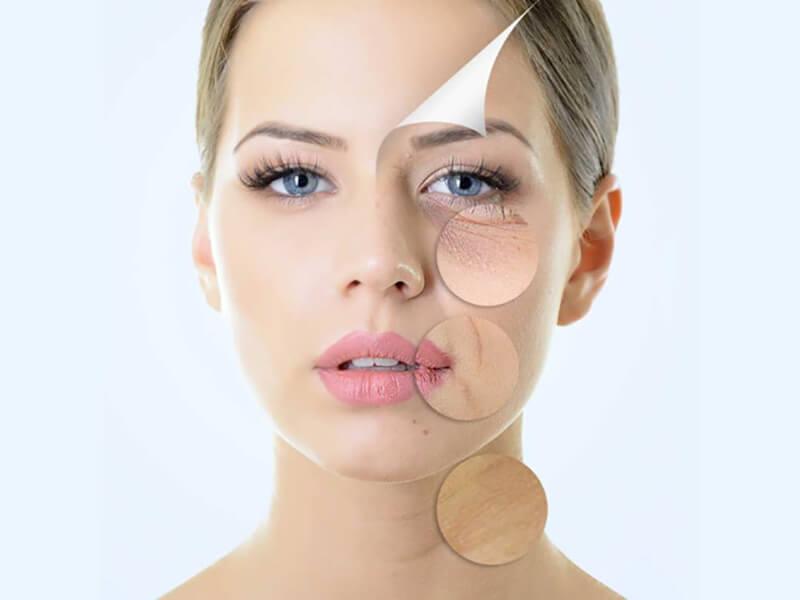Mặt nạ Dr Spiller Collagen Fleece Mask With Aloe Vera chống lão hóa