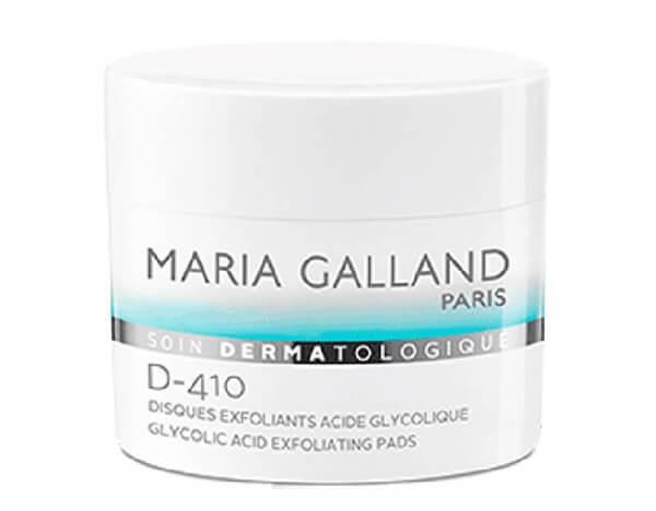 Maria Galland D410 Glycolic Acid Exfoliating Pads