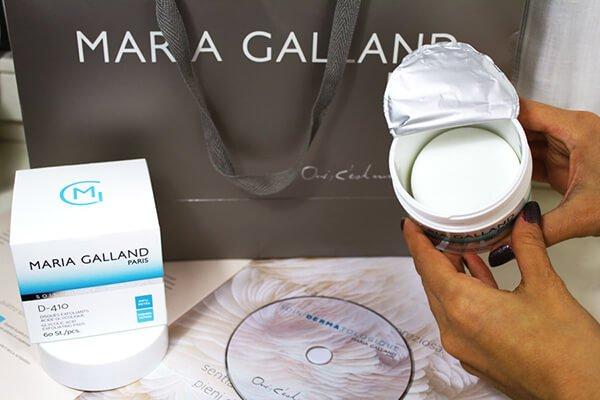 Maria Galland Glycolic Acid Exfoliating Pads