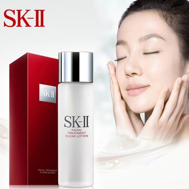 Nước hoa hồng SK-II Facial Treatment Clear Lotion