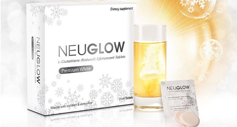 Viên uống trắng da Neuglow