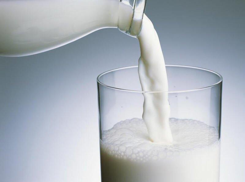Công thức làm trắng da bằng sữa tươi