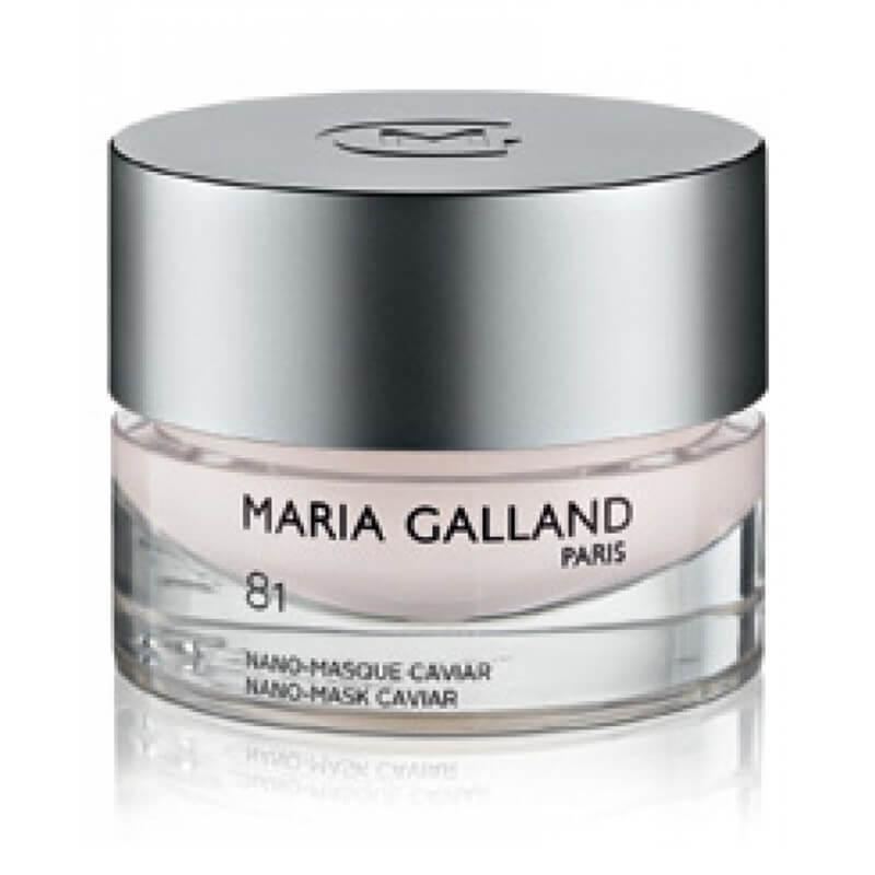 Mặt nạ trứng cá muối Maria Galland Nano-Mask Caviar 81
