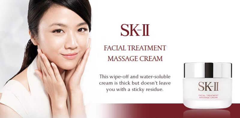 Kem massage mặt chống lão hóa SK-II Facial Treatment Massage Cream