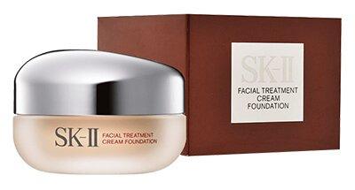 kem nền che khuyết điểm hoàn hảoSK-II Facial Treatment Cream Foundation