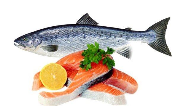 Tinh dầu cá hồi Golden Health Omega-3 Salmon Fish Oil