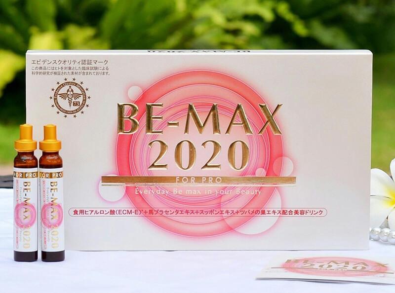 REVIEW Nước Uống Đẹp Da Be–Max 2020
