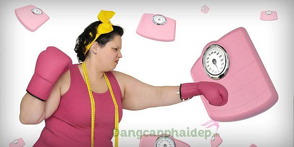 Thừa cân, béo phì - Nỗi khổ không của riêng ai.