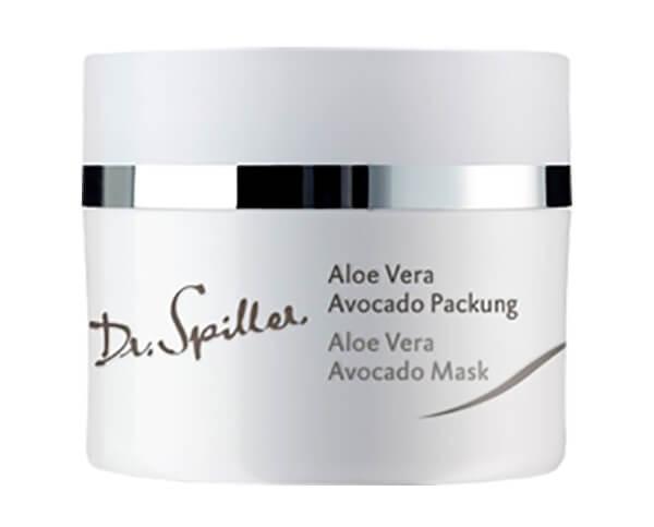 Mặt Nạ Chống Lão Hóa Dr Spiller Aloe Vera Avocado Mask