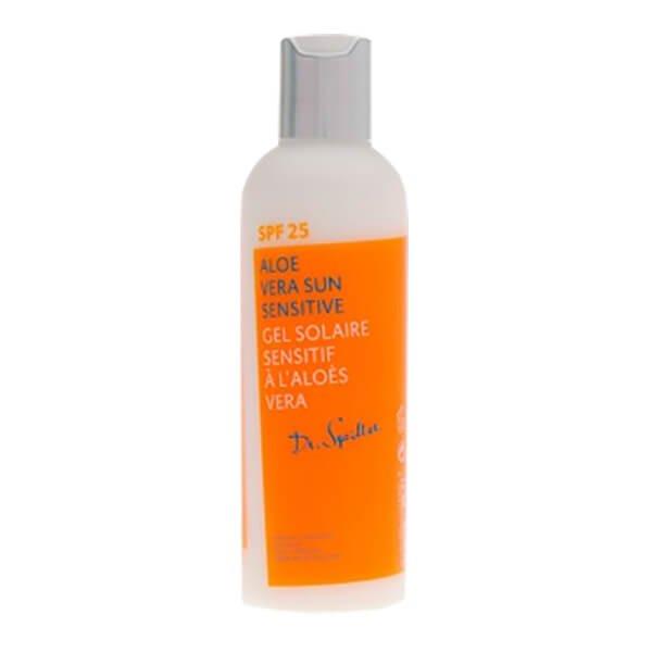 Kem chống nắng Dr Spiller Aloe Vera Sun Sensitive Gel SPF 25