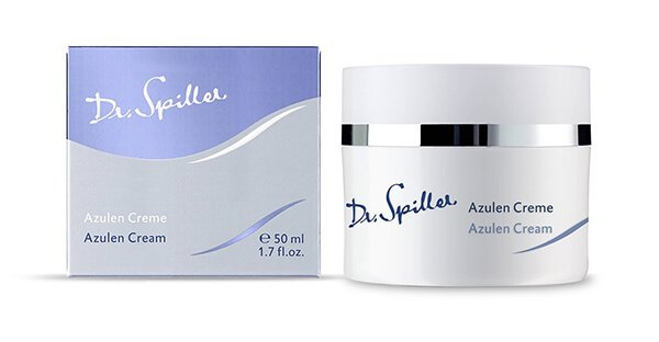 Kem dưỡng thiên nhiên cho da khô Dr Spiller Azulen Cream