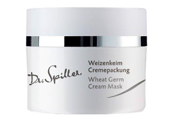 mặt nạ chống lão hóa Dr Spiller Wheat Germ Cream Mask