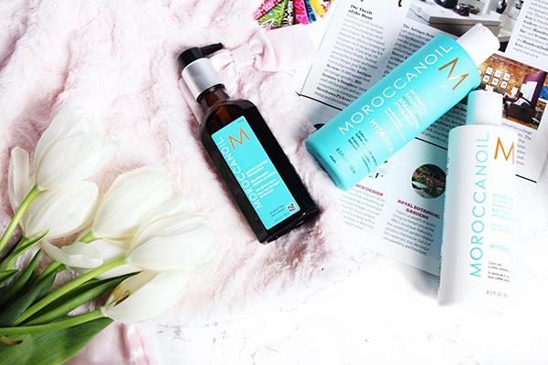 dầu gội dưỡng ẩm Moroccanoil Hydrating Shampoo