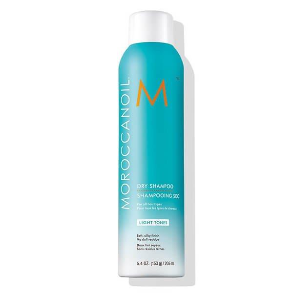 Dầu Gội Khô Moroccanoil Dry Shampoo Light Tones Cho Tóc Sáng Màu
