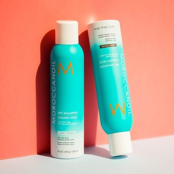 Dầu Gội Khô Moroccanoil Dry Shampoo Light Tones