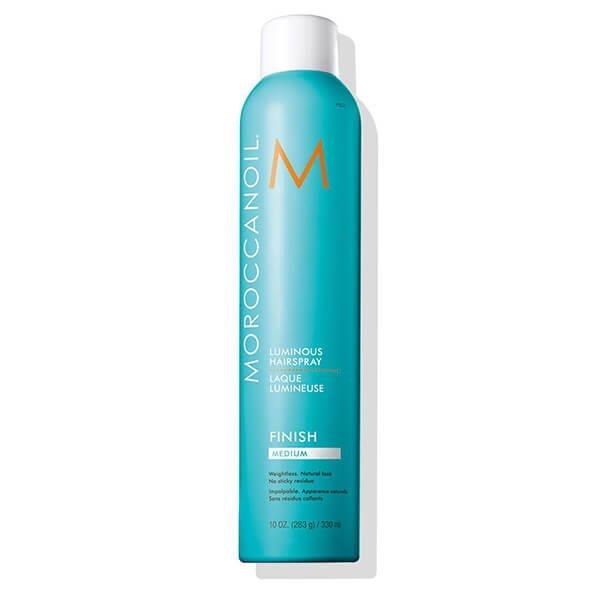 Xịt Bóng Giữ Nếp Tóc Moroccanoil Luminous Hairspray Medium