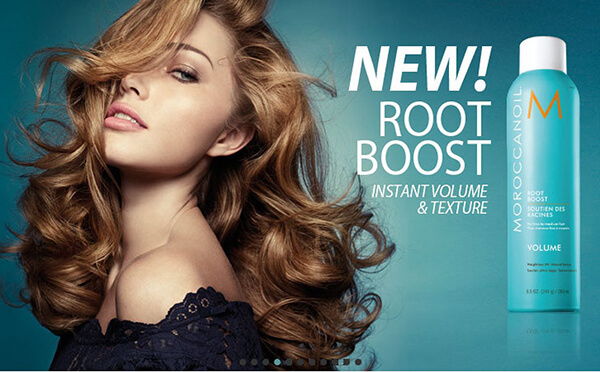 Xịt tăng phồng Moroccanoil Root Boost