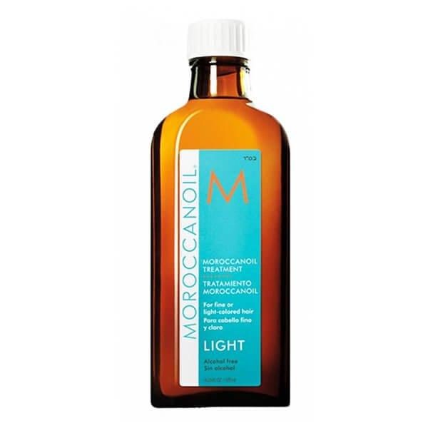 Dầu Dưỡng Tóc Sáng Màu Moroccanoil Treatment Light