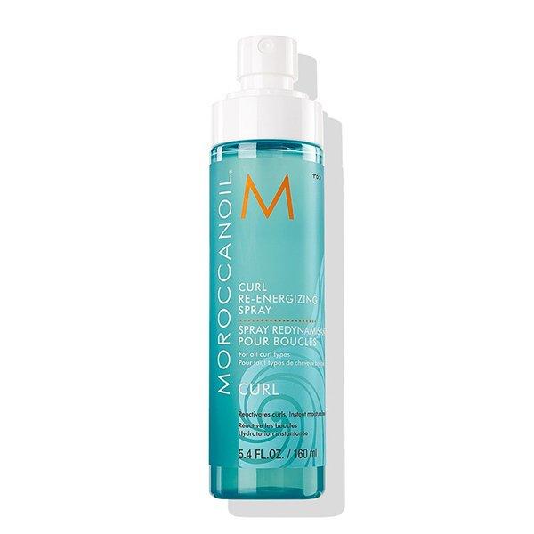Xịt Tái Tạo Sóng Tóc Xoăn Moroccanoil Curl Re-Energizing Spray 160ml
