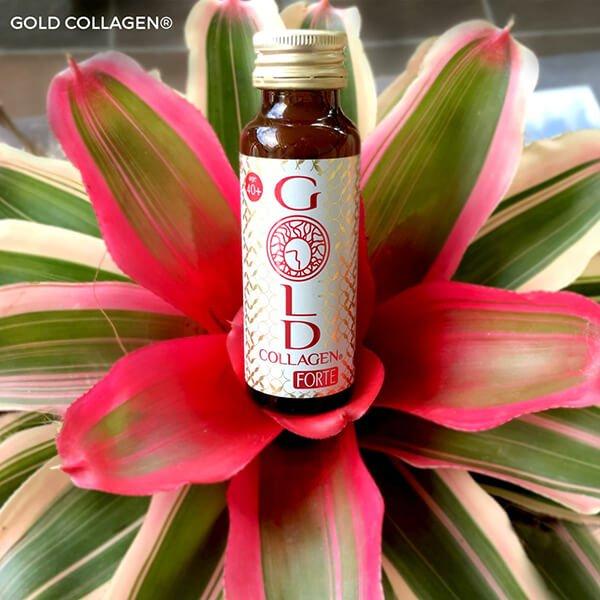 Nước uống collagen Gold Collagen Forte