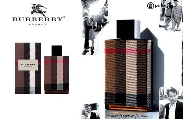 BURBERRY London For Men