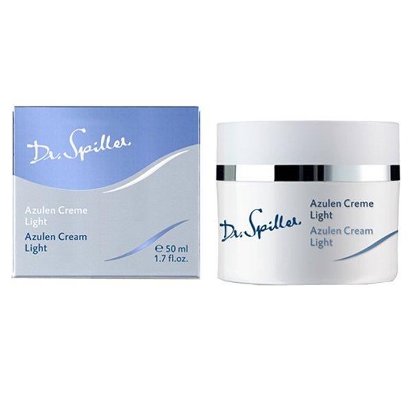 Kem dưỡng chống kích ứng cho da dầu Dr Spiller Azulen Cream Light 50 ml
