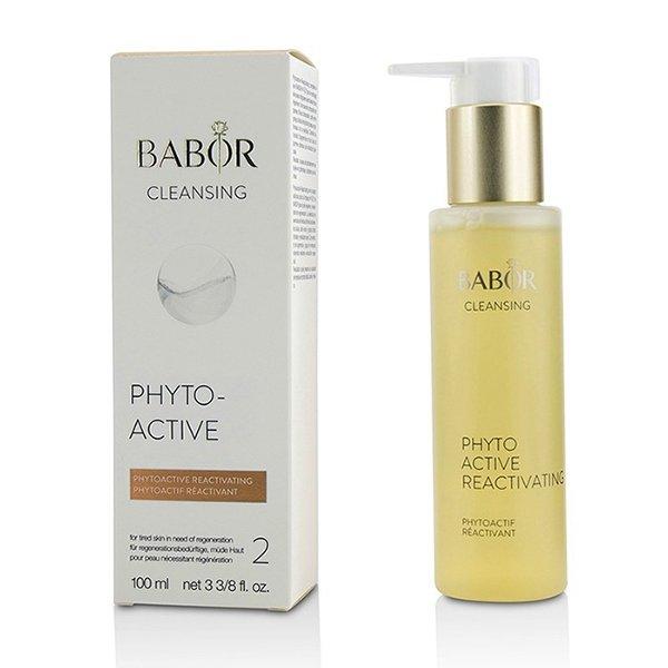 Nước thảo mộc Babor Phytoactive Reactivating – Bí kíp làm sạch và trẻ hóa da hoàn hảo