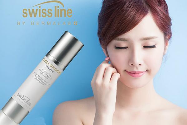 Swissline Cell Shock White Total Lift Day & Night Emulsion