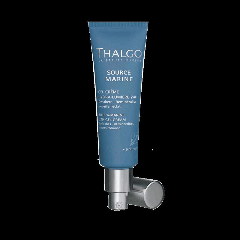 Kem dưỡng ẩm 24h dạng gel Thalgo Hydra-Marine 24H Gel-Cream