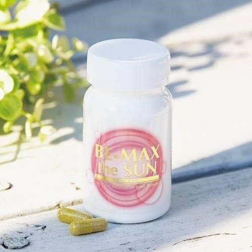 Viên uống chống nắng Be – Max The Sun
