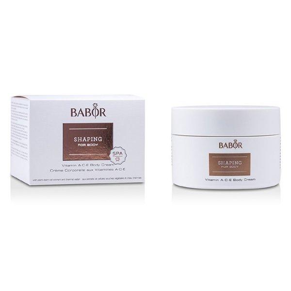 Babor Vitamin A-C-E Body Cream – Kem dưỡng thể trắng da toàn thân