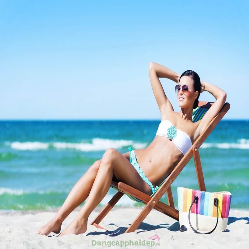Viên uống chống nắng khắc phục được những nhược điểm của kem chống nắng
