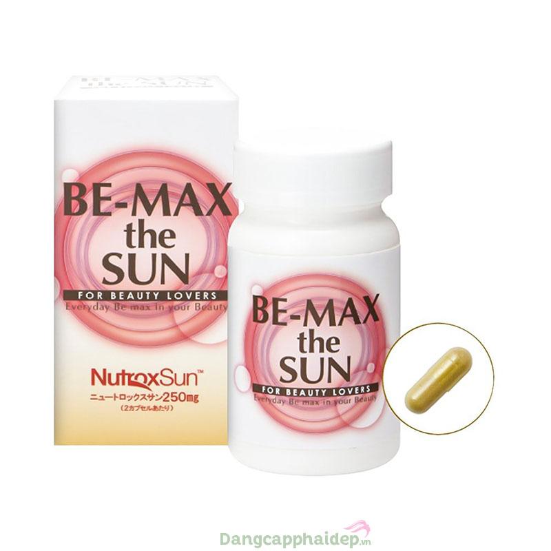 Viên uống chống nắng Nhật Bản Be – Max The Sun.
