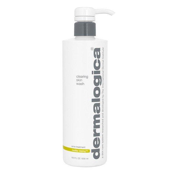 Dermalogica Clearing Skin Wash 500ml - Sửa rửa mặt cao cấp từ Mỹ