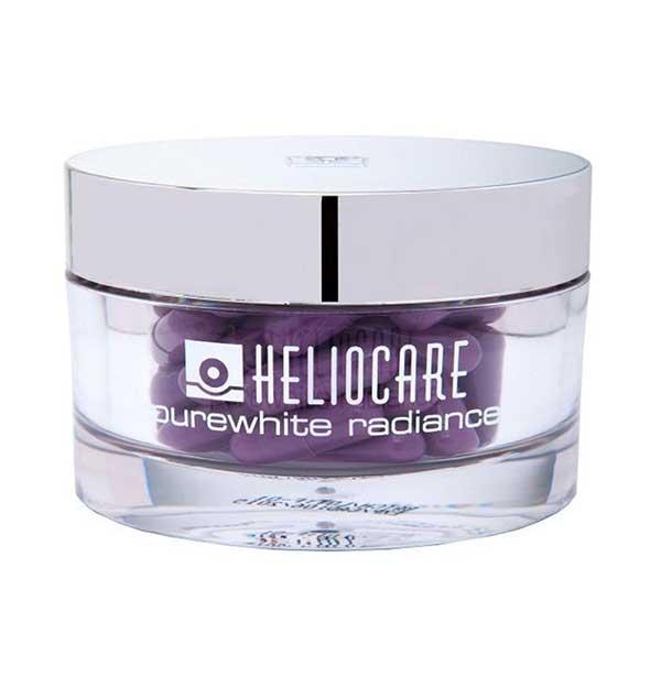 Viên uống cải thiện tone màu da Heliocare Purewhite Radiance