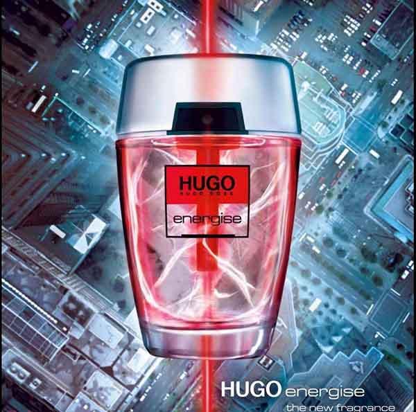 Hugo Energise EDT