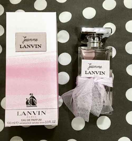 Jeanne Lanvin EDP