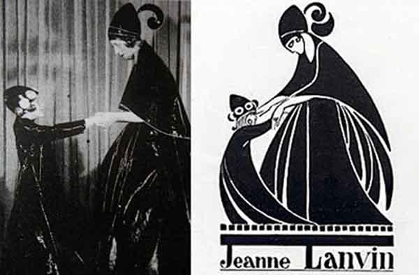 Lanvin - Thương hiệu thời trang: Biểu tượng đầy thiêng liêng cho tình mẫu tử bất diệt