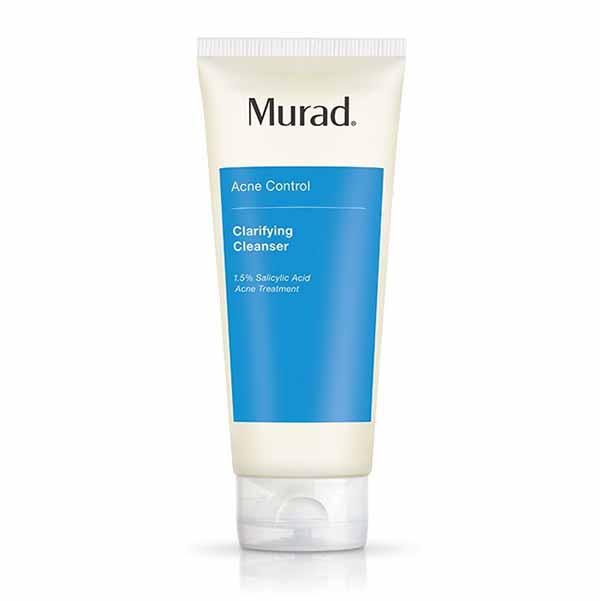 Sữa rửa mặt diệt khuẩn, ngừa mụn thần tốc Murad Clarifying Cleanser