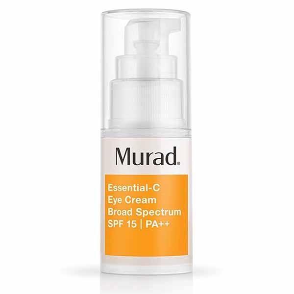 Kem dưỡng ẩm và bảo vệ vùng da mắt Murad Essential-C Eye Cream Broad Spectrum SPF 15 Hoa Kỳ
