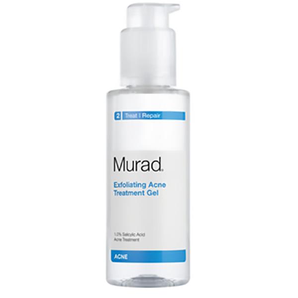 Murad Exfoliating Blemish Treatment Gel 100ml – Gel giúp giảm mụn dạng mạnh nổi tiếng tại Hoa Kỳ